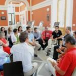 Discutând rolul istoriei locale în școală